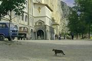 Вид на монастырь Острог // Wikipedia