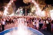 Винный фестиваль - не только дегустации, но и развлекательная программа. // limassolmunicipal.com.cy