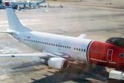 Самолет авиакомпании Norwegian // Travel.ru