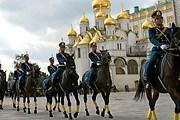 Президентский полк выступит на Красной площади. // kremlin-guild.ru
