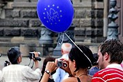 Каждый год мероприятие привлекает миллионы посетителей. // mdr.de