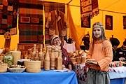 Гости фестиваля познакомятся с мастерством ремесленников. // moskvaimir.mos.ru
