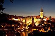 В чешских замках состоятся ночные экскурсии и концерты. // czechtourism.com