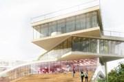 Здание в Фредериксберге будет менять свою форму. // big.dk