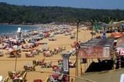 Колангути - один из самых популярных пляжей Гоа. // travlang.com