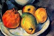 На выставке будут представлены работы Сезанна. // sunny-art.ru