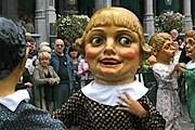 В Брюсселе состоится фольклорный фестиваль. // bruxelles.be