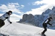 Доломитовые Альпы – рай для горнолыжников. // dolomitisuperski.com