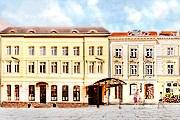 """Отель """"Reikartz Дворжец"""" во Львове расположен в 10 минутах ходьбы от вокзала. // reikartz.com"""