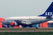 Самолет SAS в Шереметьево // Travel.ru