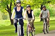 Велосипеды напрокат можно взять во многих крупных городах. // iStockphoto