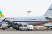 """Самолет Airbus A320 авиакомпании """"Россия"""" // Travel.ru"""