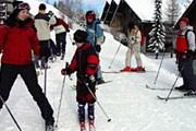 Все больше горнолыжных курортов создают инфраструктуру для детей. // valais.ch