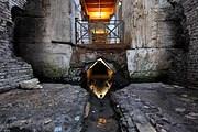 Подземелья сохранились в первозданном виде. // ansa.it