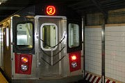 Нью-йоркская подземка // iStockphoto