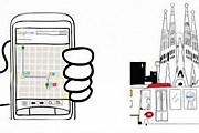 Новое приложение поможет составить маршрут по городу. // diariodelviajero.com