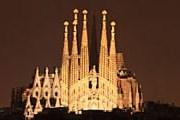 Собор Святого Семейства – популярнейшая достопримечательность Барселоны. // iStockphoto