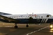 """Самолет Saab 340 авиакомпании """"Полет"""" // Travel.ru"""