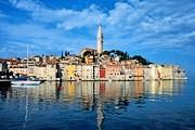 Отдых в Хорватии привлекателен для туристов. // Istockphoto