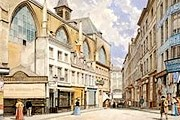 На выставке можно увидеть, как выглядел Брюссель в позапрошлом веке. // bruxelles.be