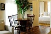 В отеле - шесть апартаментов. // lasclementinas.com