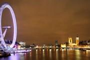 Высота колеса обозрения в Лондоне – 135 метров. // iStockphoto