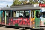 Трамвай ходит по маршруту 7А.  // helsinki.ru