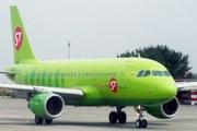 "Самолет авиакомпании ""Сибирь"" (S7 Airlines) // Travel.ru"