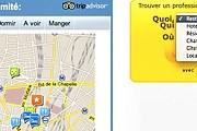 На сайте размещена подробная карта. // gares-en-mouvement.com