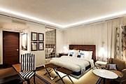 Отель предложит своим гостям роскошный отдых. // viz3d-architecture.blogspot.com