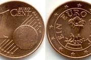 Не вся еврозона рада евроцентам. // austriancoins.com
