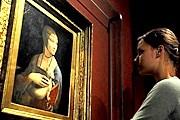 """""""Даму с горностаем"""" снова можно будет увидеть в Кракове. // artknowledgenews.com"""