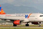 Самолет авиакомпании WindJet // Airliners.net
