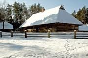 В музее можно увидеть старинные предметы и архитектуру. // brivdabasmuzejs.lv