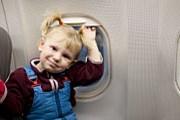 Пассажиры считают, что детям в бизнес-классе не место. // iStockphoto