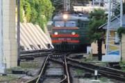 Поезд на станции Сочи // Travel.ru