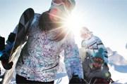 Рука - один из самых известных в Финляндии центров зимнего спорта. // ruka.fi