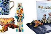 Барселона предложит сувениры в стилистике Гауди. // diariodelviajero.com
