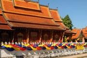 Луангпхабанг - одно из самых популярных направлений Лаоса. // Wikipedia