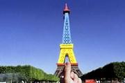 Схема посещения Эйфелевой башни изменится. // jukilo.free.fr