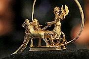 Туристы смогут увидеть фракийские сокровища. // es.groups.yahoo.com