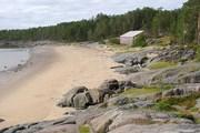 Ландшафт на острове в Белом море // Wikipedia