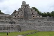 В штате Кампече - немало достопримечательностей культуры майя. // Wikipedia