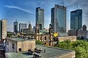 Варшава привлекает туристов. // zgapa.pl