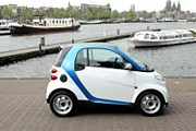 Электромобили станут частью системы car2go. // dutchamsterdam.nl