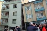 Разрушения зданий зафиксированы в провинции Кютахья. // Reuters