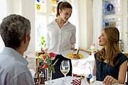 Туристы смогут выбрать ресторан на свое усмотрение. // zuerich.com