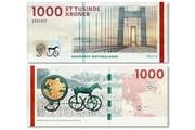Новая банкнота в 1000 крон // nationalbanken.dk
