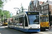 Трамваи в Амстердаме // Jos Straathof, Railfaneurope.net