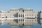 Музей XX столетия находится на территории комплекса Бельведер. // belvedere.at